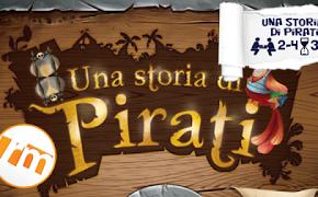 Recensioni Minute - Una storia di Pirati