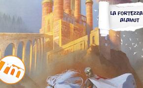 Recensioni Minute - La Fortezza di Alamut (Libro game)