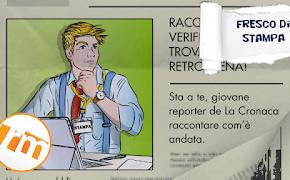 Recensioni Minute - Fresco di stampa (libro game)