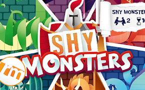 Recensioni Minute - Shy Monsters
