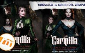 Carmilla: il bacio del Vampiro (libro game)
