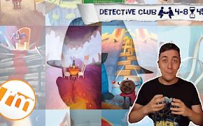 Recensioni Minute - Detective club