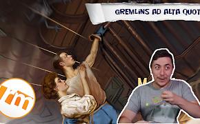 Recensioni Minute - Steam Romance: Gremlins ad alta quota (libro game)