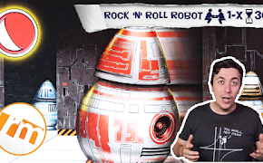 Recensioni Minute - Rock 'n' roll robot