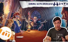 Recensioni Minute - Dining with Dracula (Anteprima kickstarter)