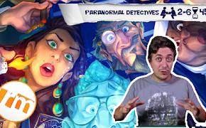 Recensioni Minute - Paranormal Detectives