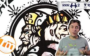 Recensioni Minute - RRR (Regality vs Religion: Revolution)