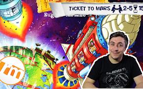 Recensioni Minute - Ticket to Mars