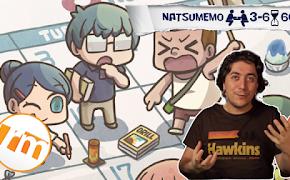 Recensioni Minute - Natsumemo: diario di un'estate