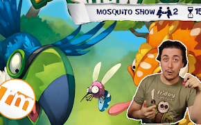 Recensioni Minute - Mosquito Show