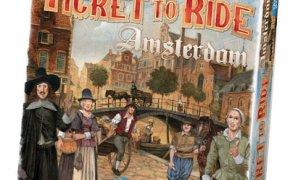 [Recensione] Ticket to Ride: Amsterdam