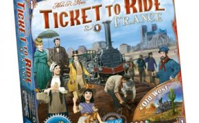Ticket to Ride: France [recensione]