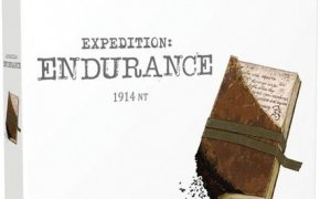 T.I.M.E Stories: Expedition Endurance VS Chaos Moon