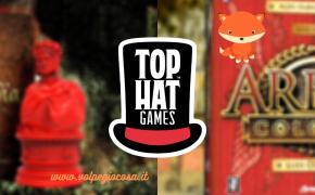 Top Hat Games: Dante Alighieri – Comedia Inferno e il 2021