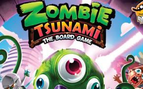 Zombie Tsunami, dal tablet al tavolo saltando