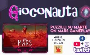 Live: Puzzilli su Marte: gameplay di On Mars