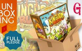 Unboxing di Kingdom Rush: Rift in Time (Full pledge del Kickstarter)