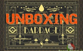 Barrage Deluxe ed espansione Leeghwater – Unboxing