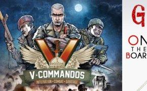 On the Board #91: V-Commandos