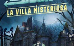 [Librogame] Escape Book: La Villa Misteriosa, La Prigione degli Orrori, Incubo al Luna Park