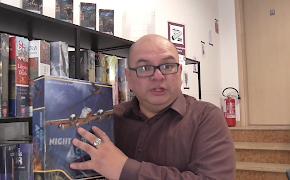 [Boardgame & cultura] - Night fighter aces