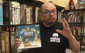 [Boardgame & Cultura] - Odissea