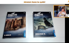 Recensioni Minute - Adventure Games (linea)