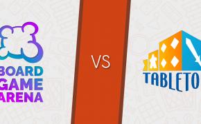 Board Game Arena vs Tabletopia – Qual'è la miglior piattaforma per giocare online?