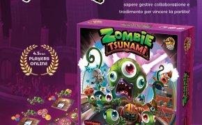 MS Edizioni: Zombie Tsunami e TWD Wave 3
