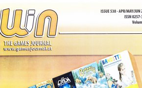 Riviste: WIN – THE GAME JOURNAL n° 538