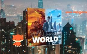 It's a Wonderful World: guida il tuo impero