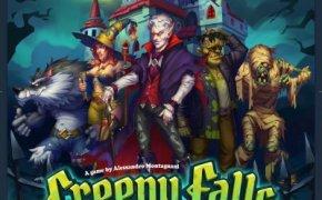 [Recensione + intervista all'autore] Creepy Falls