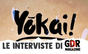 Yokai gdr: intervista all'autore
