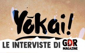 Yokai gdr: intervista all'autore