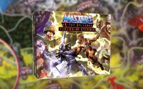 Masters of The Universe: Fields of Eternia - Anteprima da Castel Farrow