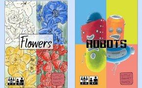 Saranno Goblin: Robots e Flowers