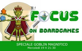 Focus on Boardgames: Magnifico 2020