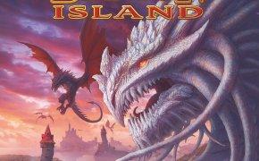 Dragon Island: copertina