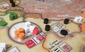 Gandhi - Dettaglio partita in corso