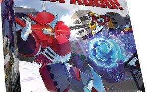 Giga-Robo! copertina