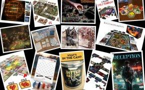 Tutte le immagini raffiguranti i giochi da tavolo descritti in Kalcio d'inizio