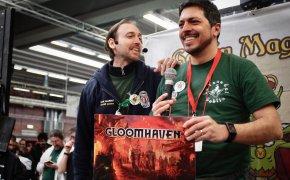 Gloomhaven: premiazione Scelto dai Goblin
