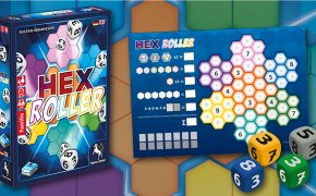 Giochi da letto, anzi da lettino: parte 6 - Hex Roller