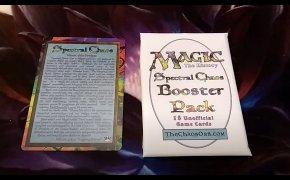 Magic: Spectral Chaos set