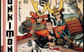 Gunkimono: copertina