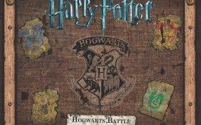 Harry Potter Hogwarts Battle: copertina