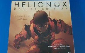 Helionox: deckbuilding in una stella morente
