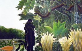 Henri Rousseau - The Snake Charmer