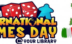 TdG partecipa all'International games day @your library