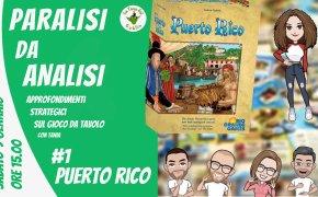 Paralisi da Analisi #1: Puerto Rico